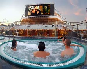 Splendour Hot Tub
