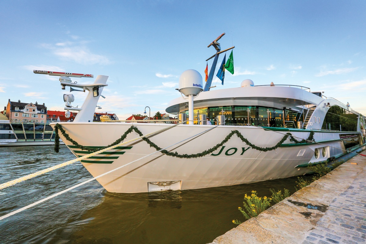 Tauck river cruises ms joy images