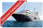 Silversea Cruises Silver Galapagos