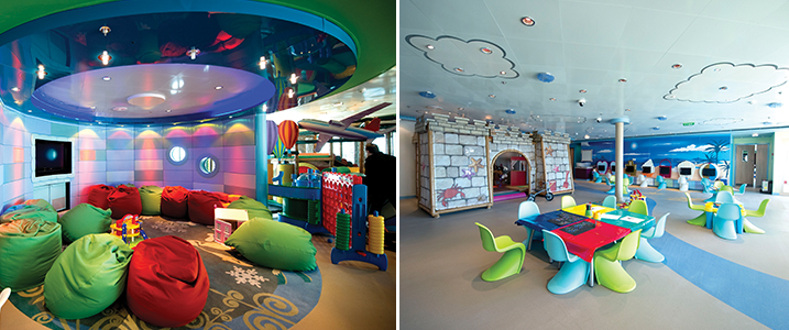 P&O Cruises Family Cruises