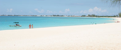 Grand Caymen's 7 mile beach