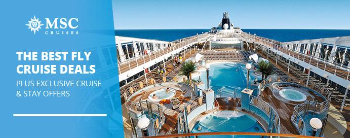 MSC Best fly cruise deals