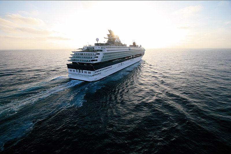 Celebrity Cruises Going South