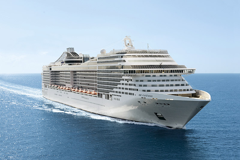 MSC Cruises Announce New Flagship