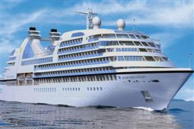 Seabourn Sojourn, exterior