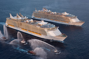 Royal Caribbean Unveils Plans For A New Class Of Ships
