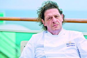 Oriana To Debut New Marco Pierre White Restaurant