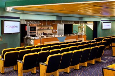 The Wajang Theatre and Culinary Centre,  a show lounge that hosts cookery demonstrations