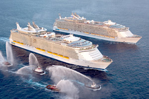 Royal Caribbean's £300 Million Revitalisation