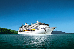 Royal Caribbean's Asian Voyage