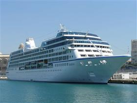 Nautica by Oceania Cruises, exterior