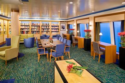 The on board library