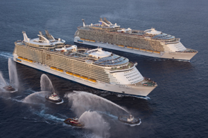Royal Caribbean To Announce Third Oasis Class Ship