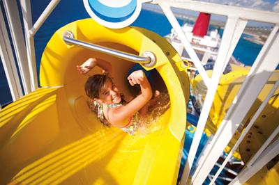 Carnival Cruises Unveil New Ship 'Vista'