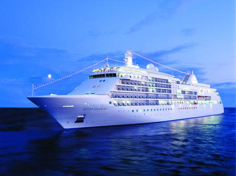 Silversea Cruises Silversea Cruise Holidays Iglu Cruise - Silver shadow cruise ship itinerary