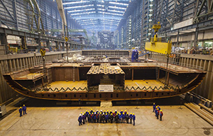 The Journey Begins For Anthem Of The Seas