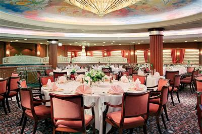 The Crystal Dining Room on Serenity