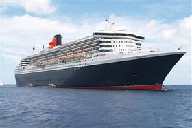 Cunard's Queen Mary  2, exterior