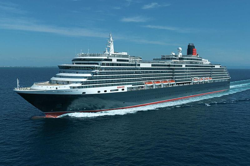 Soton To Bermuda Fort Lauderdale Stay Nt Queen Victoria - Queen of bermuda cruise ship