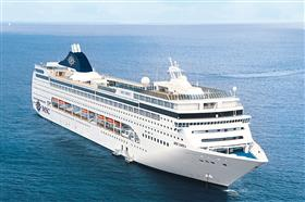 Lirica, by MSC Cruises, exterior
