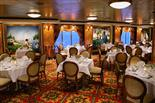 La Cucina, traditional Italian restaurant, midship on deck 6 of the Norwegian Dawn