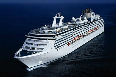 Coral Princess, one of the best-loved ships by Princess Cruises