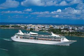 Grandeur of the Seas, exterior