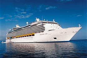 Navigator of the Seas by Royal Caribbean, exterior