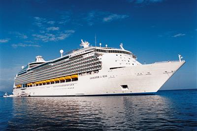Navigator of the Seas by Royal Caribbean, exterior