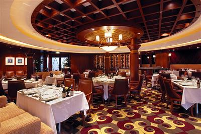 Giovanni's Table, Italian restaurant onboard Serenade of the Seas