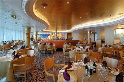 The Chef's Table on the  Serenade of the Seas