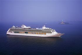 Serenade of the Seas, exterior