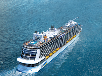 Quantum Of The Seas To Be Based In China