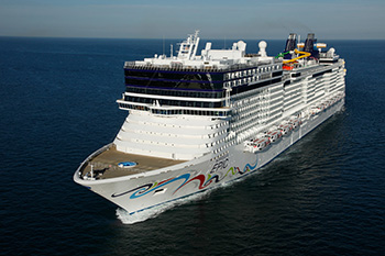 Norwegian Epic Coming To Southampton