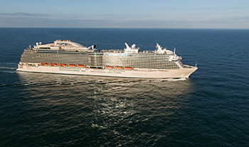 Princess Cruises Announce Third Royal-Class Ship