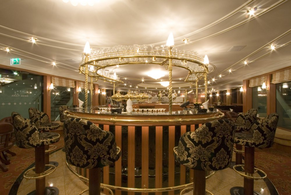 Swiss Tiara bar