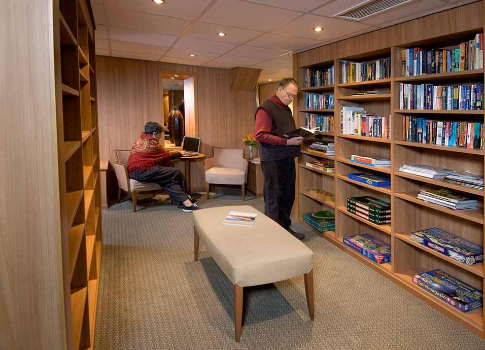 Viking library