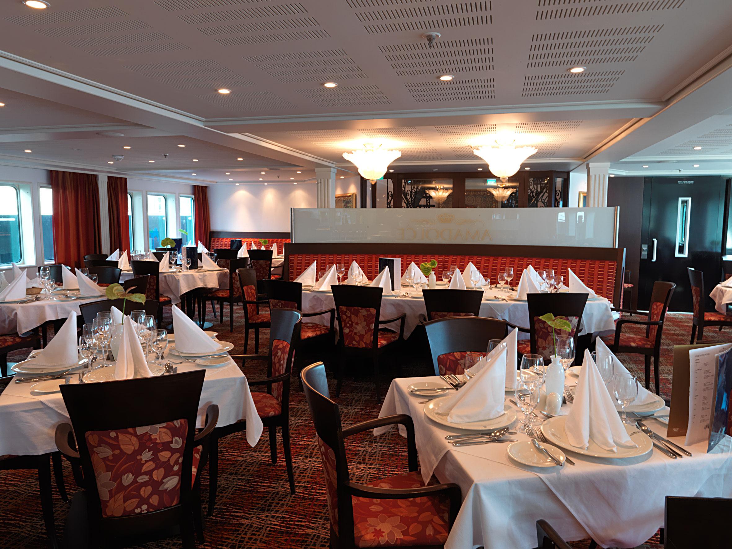 AmaDolce restaurant