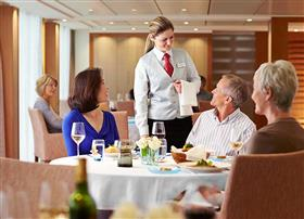 Longship restaurant