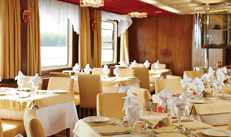Yesenin restaurant