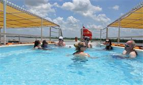 La Marguerite pool