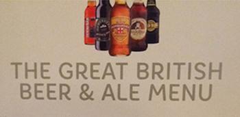 Britannia To Offer British Beers