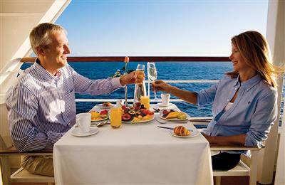 azamara quest balcony couple