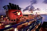 Ships' registry: The Bahamas ©Disney