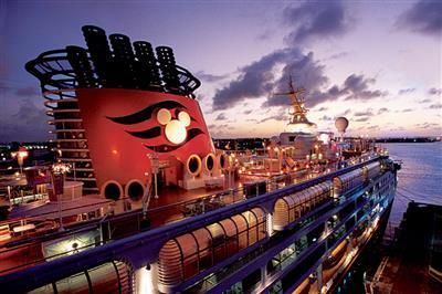 Ships' registry: The Bahamas ©Disney