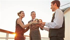 High standard of service onboard Seabourn Encore