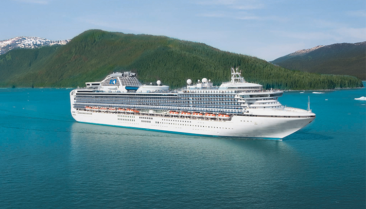 Vietnam Thailand With Singapore Stay Nt Sapphire Princess - Cruise ship in thailand