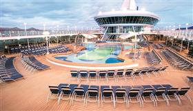 The main pool on TUI Discovery