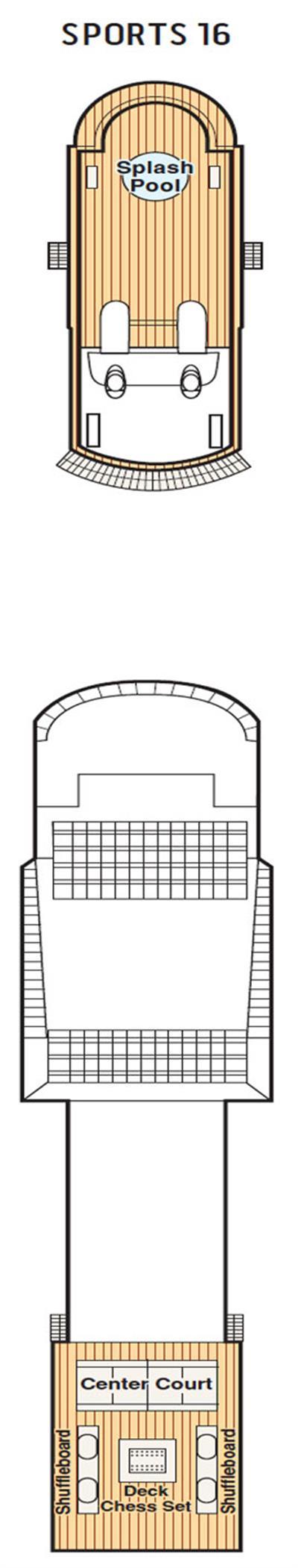 Sports (Deck 16)