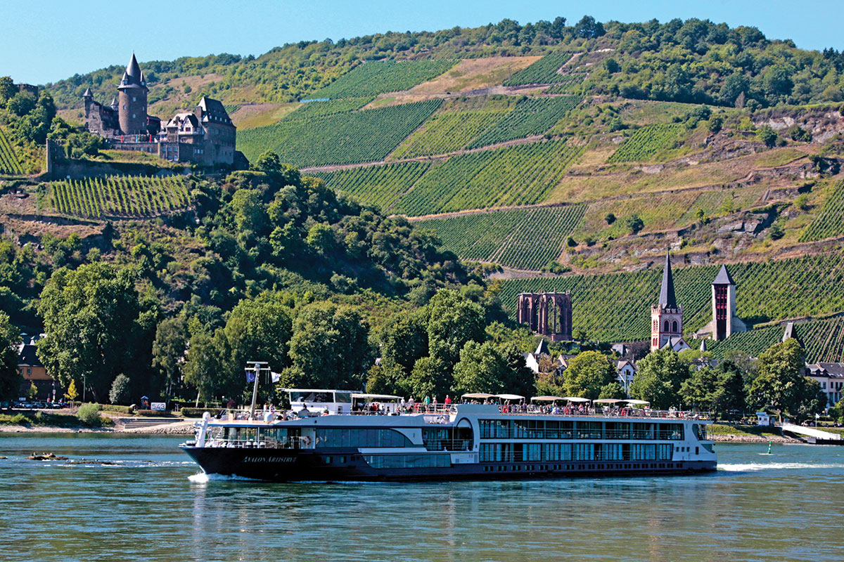 Avalon Waterways River Cruises River Holidays Iglu Cruise